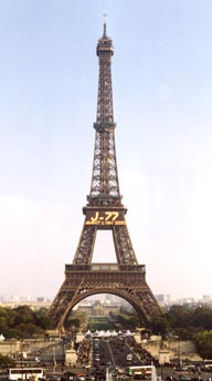 Eiffel Tower Picture Frames on Eiffel Tower 2000